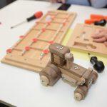TractorMotive Lean simulácia