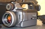 termokamera hőkamera infravörös termográfia termovízió
