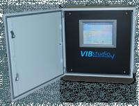VIBstudio telepített állapotfelügyeleti rendszer